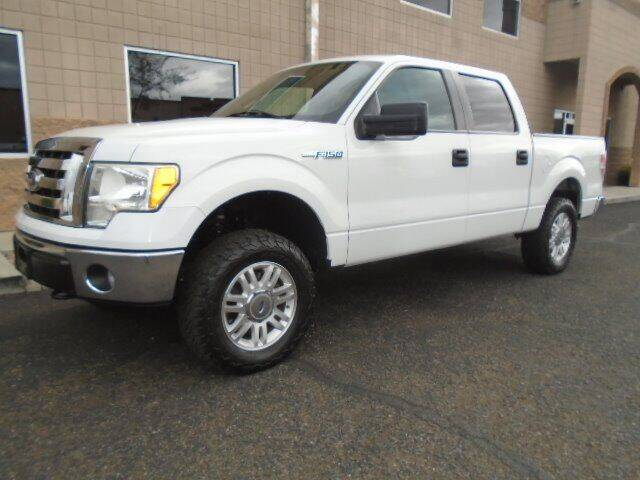 2011 Ford F-150 for sale at COPPER STATE MOTORSPORTS in Phoenix AZ