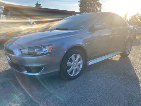 2015 Mitsubishi Lancer for sale at Universal Auto INC in Salem OR