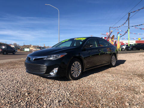 2013 Toyota Avalon Hybrid for sale at 1st Quality Motors LLC in Gallup NM