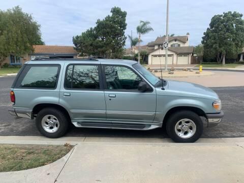1996 Ford Explorer for sale at Goleta Motors in Goleta CA