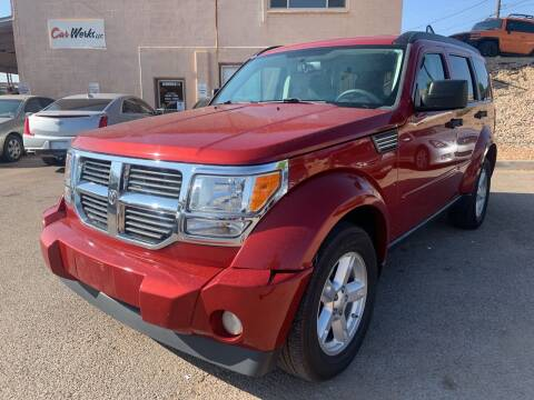 2008 Dodge Nitro for sale at Car Works in Saint George UT