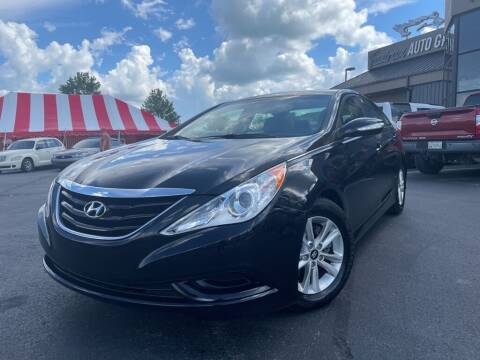 2014 Hyundai Sonata for sale at FASTRAX AUTO GROUP in Lawrenceburg KY