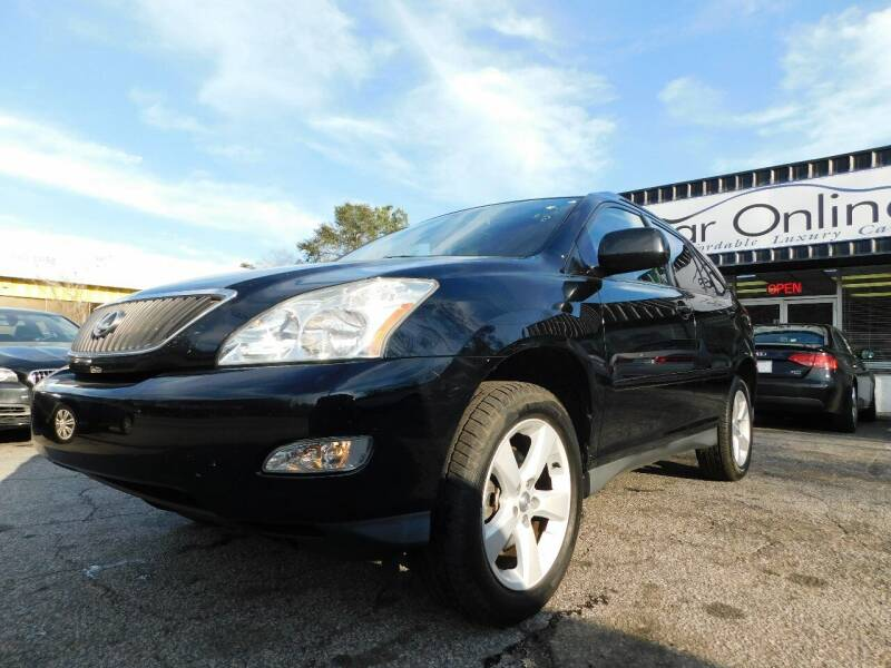 2006 Lexus RX 330 for sale at Car Online in Roswell GA