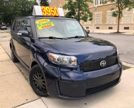 2008 Scion xB for sale at Jeff Auto Sales INC in Chicago IL