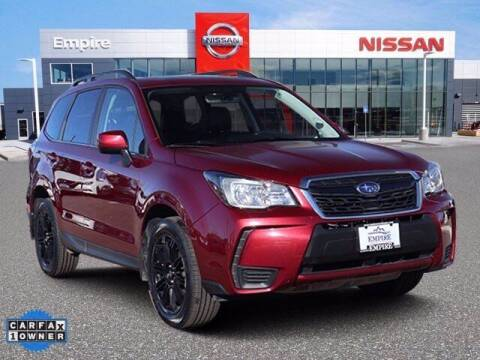 2018 Subaru Forester for sale at EMPIRE LAKEWOOD NISSAN in Lakewood CO