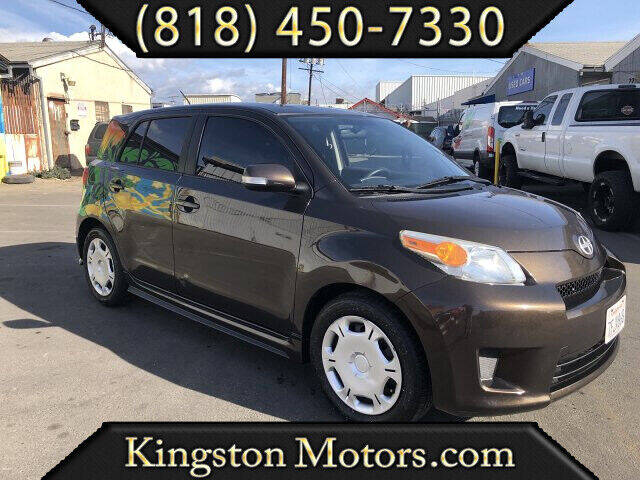 2011 Scion xD for sale at Kingston Motors in North Hollywood CA