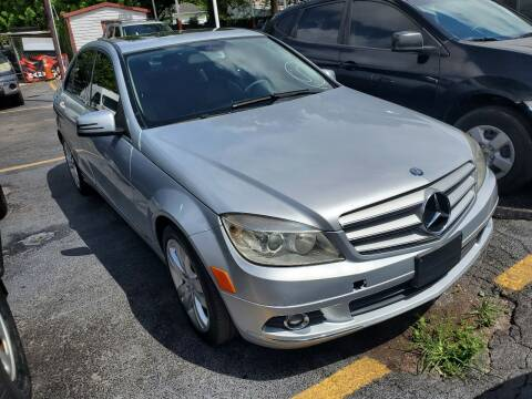 2011 Mercedes-Benz C-Class for sale at America Auto Wholesale Inc in Miami FL