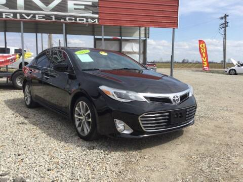 2015 Toyota Avalon for sale at Drive in Leachville AR