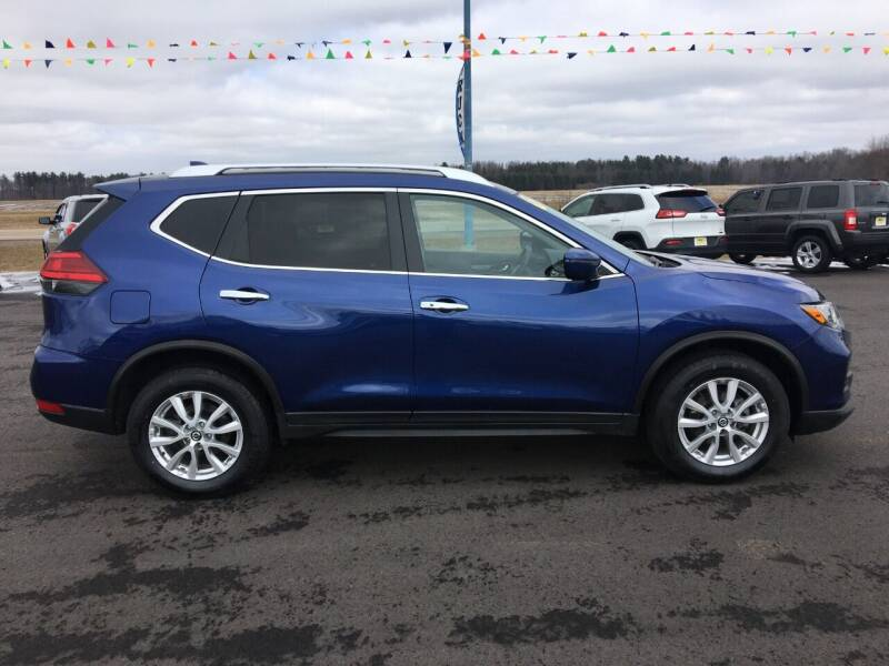2017 Nissan Rogue for sale at TJ's Auto in Wisconsin Rapids WI