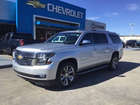 2018 Chevrolet Suburban for sale at LEE CHEVROLET PONTIAC BUICK in Washington NC