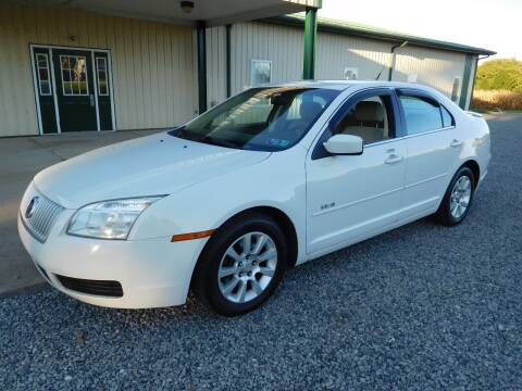 2008 Mercury Milan for sale at WESTERN RESERVE AUTO SALES in Beloit OH