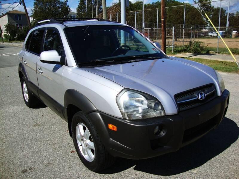 2005 Hyundai Tucson for sale at Discount Auto Sales in Passaic NJ