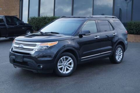 2015 Ford Explorer for sale at Next Ride Motors in Nashville TN