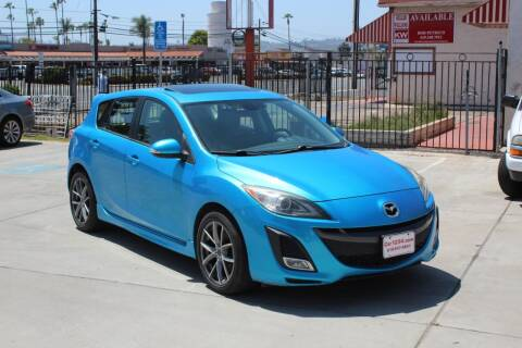 2010 Mazda MAZDA3 for sale at Car 1234 inc in El Cajon CA