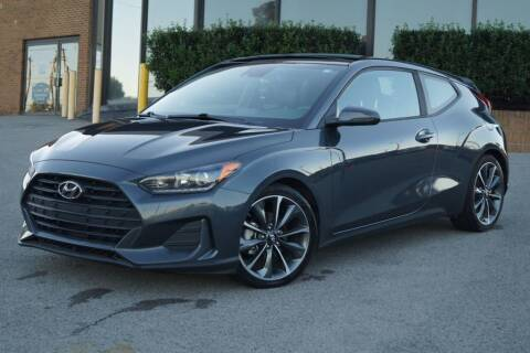 2019 Hyundai Veloster for sale at Next Ride Motors in Nashville TN