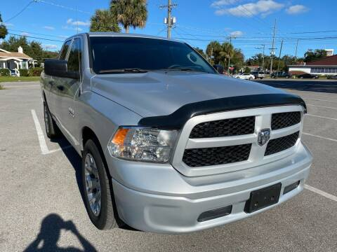2018 RAM Ram Pickup 1500 for sale at Consumer Auto Credit in Tampa FL