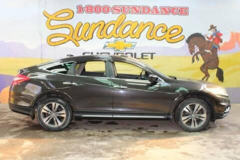 2014 Honda Crosstour for sale at Sundance Chevrolet in Grand Ledge MI