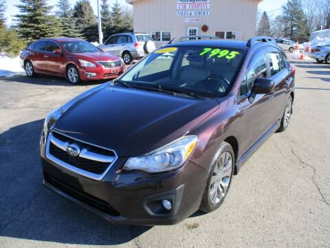 2013 Subaru Impreza for sale at Richfield Car Co in Hubertus WI