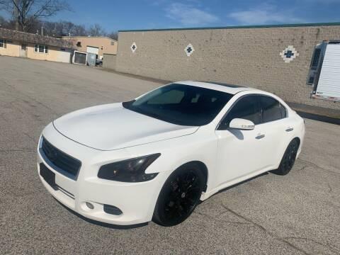 2012 Nissan Maxima for sale at Pristine Auto in Whitman MA