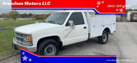 1994 Chevrolet C/K 2500 Series for sale at Freedom Motors LLC in Knoxville TN