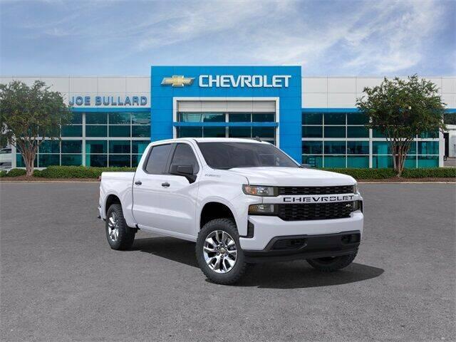 2021 Chevrolet Silverado 1500 for sale in Mobile, AL