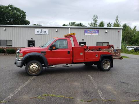 2008 Ford F-550 Super Duty for sale at GRS Auto Sales and GRS Recovery in Hampstead NH