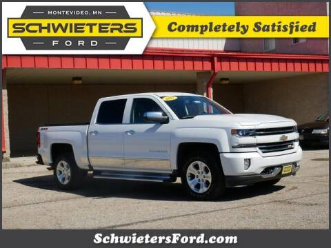 2017 Chevrolet Silverado 1500 for sale at Schwieters Ford of Montevideo in Montevideo MN