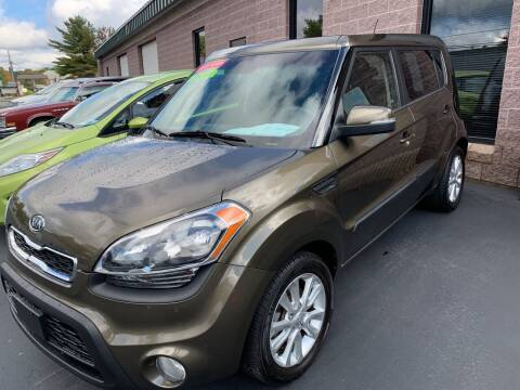2012 Kia Soul for sale at 924 Auto Corp in Sheppton PA