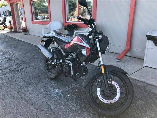 2021 Kymco K-PIPE 125 for sale at Richardson Sales & Service in Highland IN