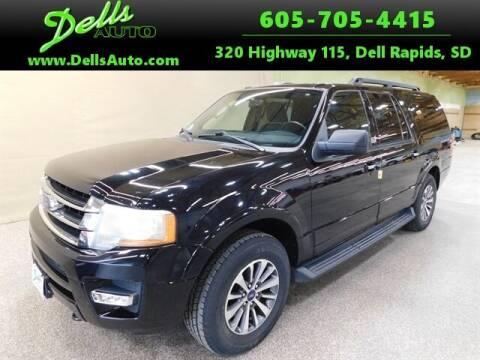 2017 Ford Expedition EL for sale at Dells Auto in Dell Rapids SD