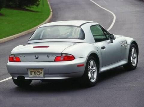 2000 BMW Z3 for sale at Econo Auto Sales Inc in Raleigh NC