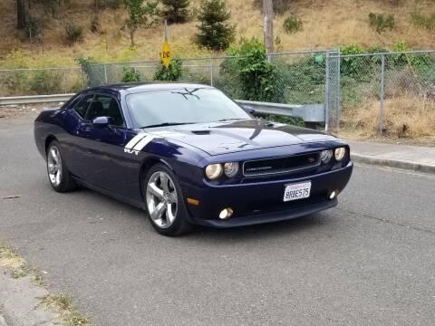 2014 Dodge Challenger for sale at Gateway Motors in Hayward CA