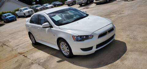 2013 Mitsubishi Lancer for sale at Select Auto Sales in Hephzibah GA