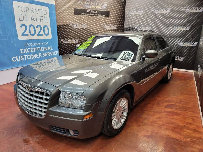 2008 Chrysler 300 for sale at X Drive Auto Sales Inc. in Dearborn Heights MI
