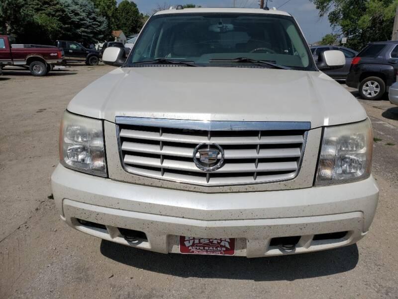 2005 Cadillac Escalade ESV for sale at Buena Vista Auto Sales in Storm Lake IA