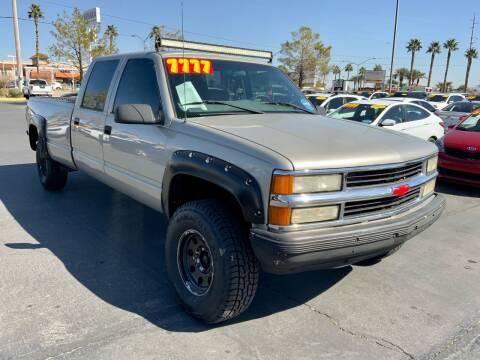 2000 Chevrolet C/K 3500 Series for sale at Charlie Cheap Car in Las Vegas NV