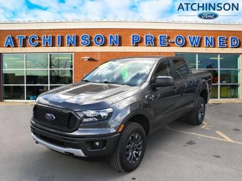 2020 Ford Ranger for sale at Atchinson Ford Sales Inc in Belleville MI