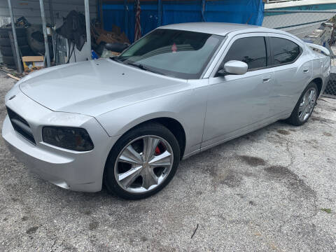 2008 Dodge Charger for sale at Castle Used Cars in Jacksonville FL