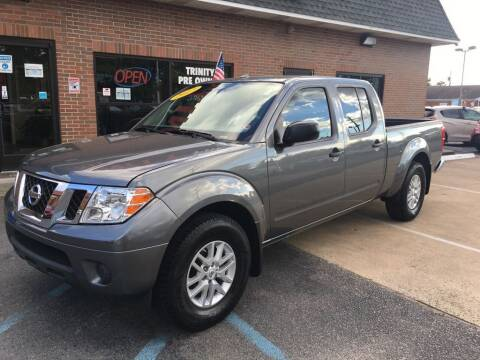 2017 Nissan Frontier for sale at Bankruptcy Car Financing in Norfolk VA