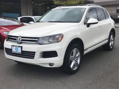 2011 Volkswagen Touareg for sale at GO AUTO BROKERS in Bellevue WA