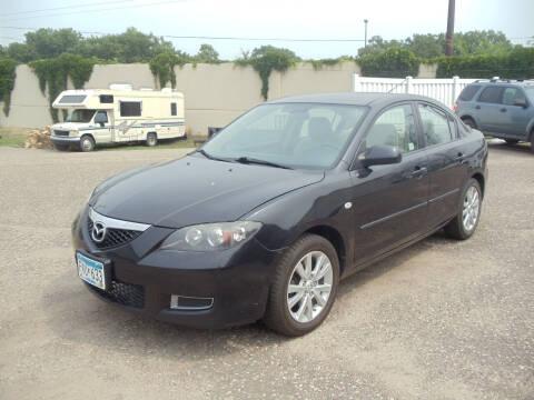 2008 Mazda MAZDA3 for sale at Metro Motor Sales in Minneapolis MN