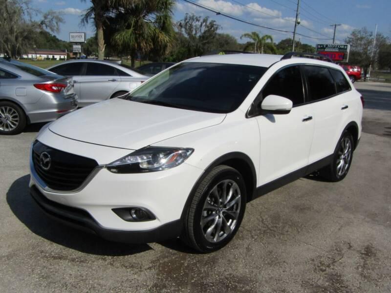 2014 Mazda CX-9 for sale at S & T Motors in Hernando FL