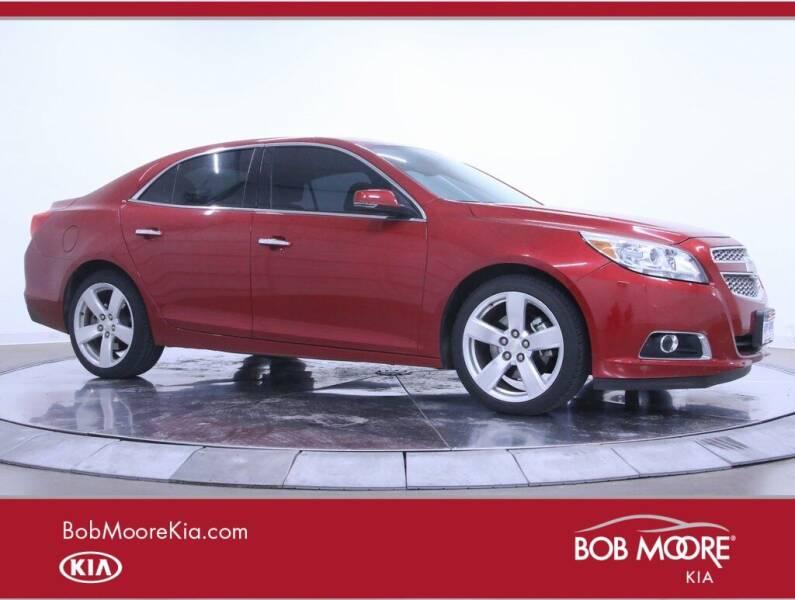 2013 Chevrolet Malibu for sale at Bob Moore Kia in Oklahoma City OK