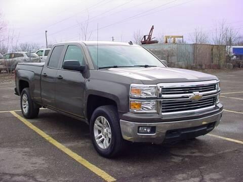 2014 Chevrolet Silverado 1500 for sale at VOA Auto Sales in Pontiac MI