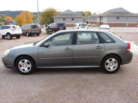 2005 Chevrolet Malibu Maxx for sale at Bennett's Motorsports in Hot Springs SD