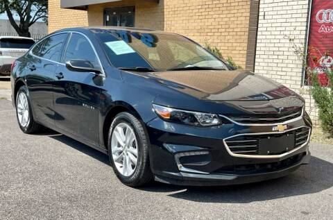 2018 Chevrolet Malibu for sale at Auto Imports in Houston TX