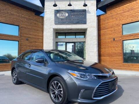 2018 Toyota Avalon for sale at Hamilton Motors in Lehi UT