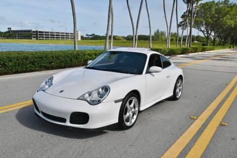 2003 Porsche 911 for sale at Classic Car Deals in Cadillac MI