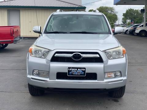 2013 Toyota 4Runner for sale at Lewis Blvd Auto Sales in Sioux City IA
