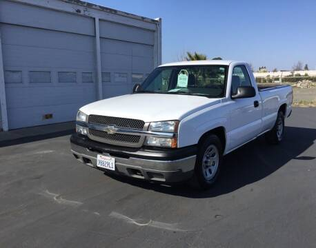 2005 Chevrolet Silverado 1500 for sale at My Three Sons Auto Sales in Sacramento CA